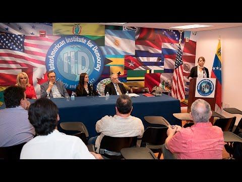 Preguntas - Conferencia: CASLA y la Corte Penal Internacional. Caso Venezuela