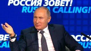 Wortgefechte: Putin vs. Poroschenko