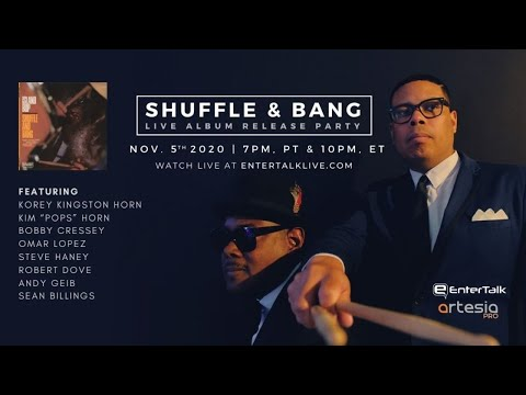 Shuffle and Bang - Live Album Release Party