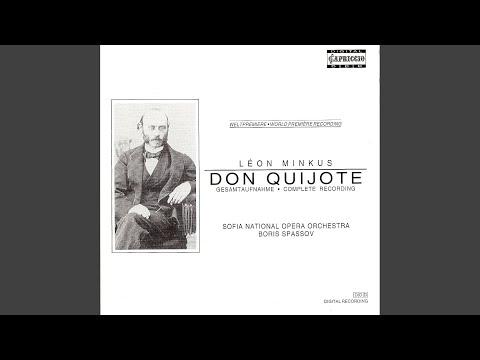 Don Quixote: Act I: Dance of Espada