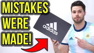 WHY THESE GREAT FOOTBALL BOOTS HAVE BEEN A COMPLETE FAIL!