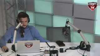 Александр Бубнов поругался с ведущим Спорт FM и покинул студию