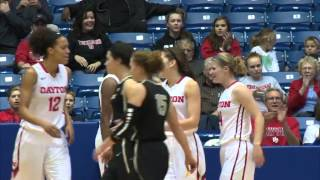 Postgame: Dayton Women's Basketball vs Vanderbilt