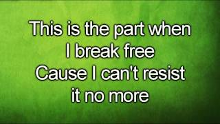 Ariana Grande   Break Free ft  Zedd Lyrics   YouTube