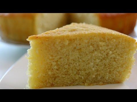 semolina-orange-cake-with-syrup-recipe---cookingwithalia---episode-328
