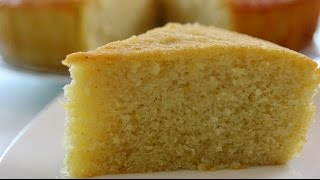 semolina orange cake with syrup recipe cookingwithalia episode 328