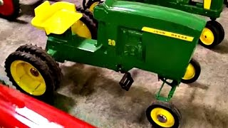 Pedal Tractor Mania