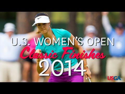 U.S. Women's Open Classic Finishes: 2014