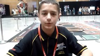 Yu-Gi-Oh! World Championship 2014 - Deck Profile - 3rd Place - Oliver Tomajko (USA)