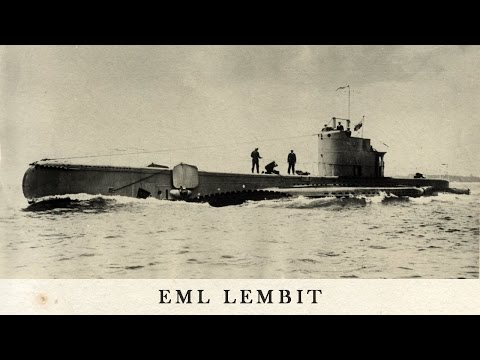 This Estonian submarine served in the Soviet Navy