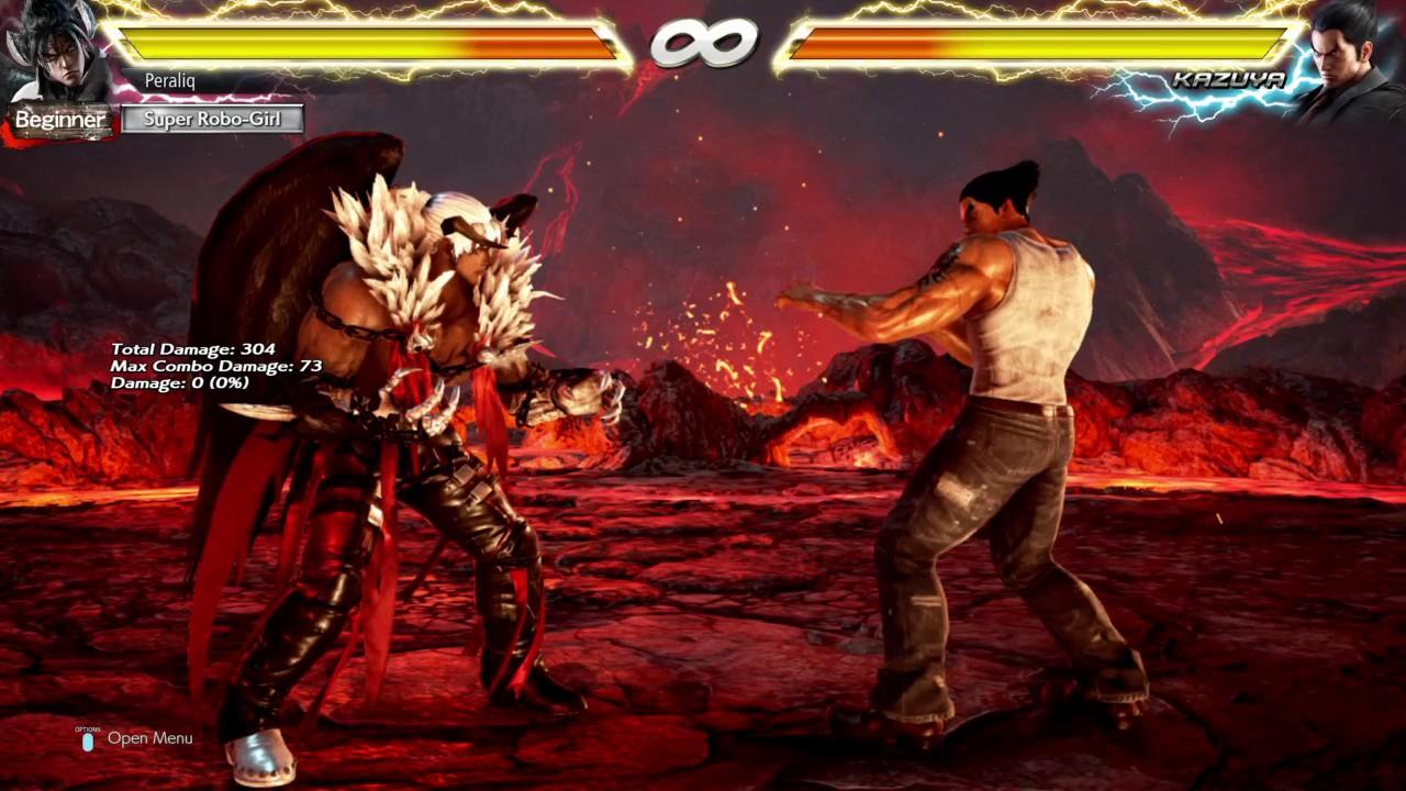 Tekken 7 How To Do Ewgf Easier On Pad Youtube