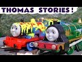 Thomas and Friends fun stories with Trackmaster toy trains and the funny Funlings TT4U