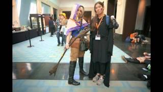 Anime Boston 2015 - Cosplayers