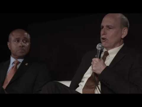 Ethan Nadelmann & Major Neill Franklin on Drug Policy Reform