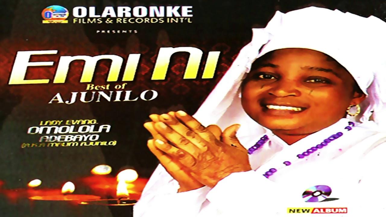 Download Evang. Omolola Adebayo - Emi Ni (Audio) - 2019 Yoruba Islamic Music New Release this week 😍