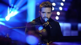 Pablo Alborán canta el primer single de su nuevo álbum en 'Los viernes al show'
