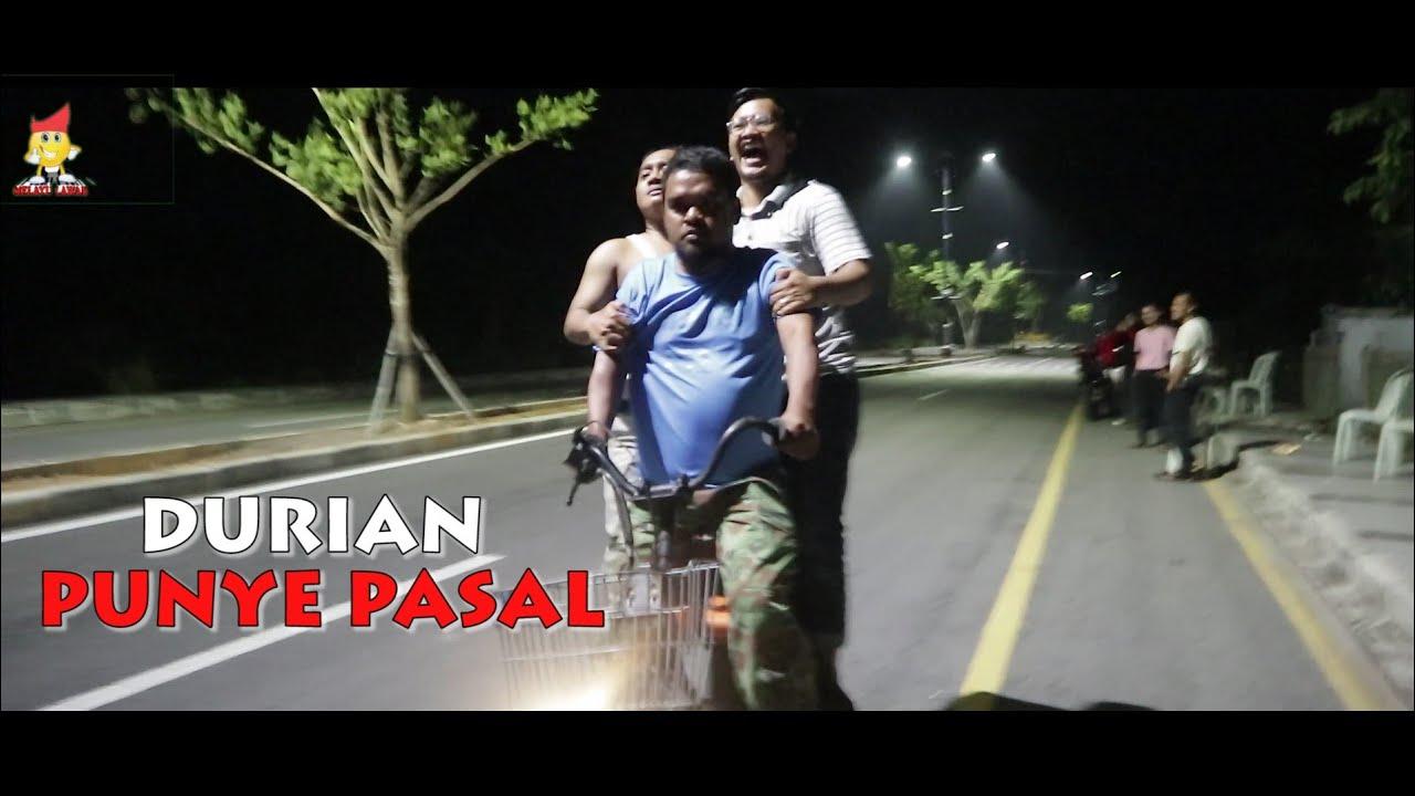 MELAYU LAWAK II Kampung Melayu Lawak Episode 4  Durian punye pasal