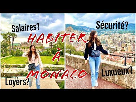 VIVRE À MONACO🇮🇩 Salaires, sécurité, coût de la vie, luxe...JE VOUS DIS TOUT!!