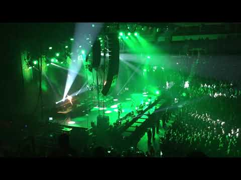 Slayer Angel Of Death Live In Sioux Falls SD 11-15-2019