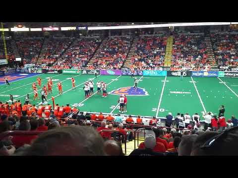 Albany Empire - Times Union Center panorama