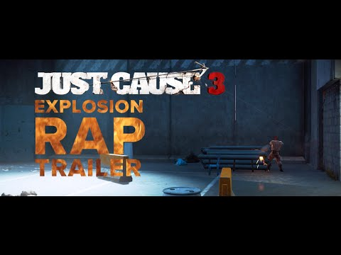 Just Cause 3: FAN-MADE Launch Trailer