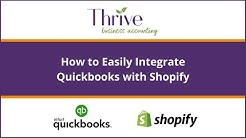 Here's a Better Way to Integrate Shopify with Quickbooks