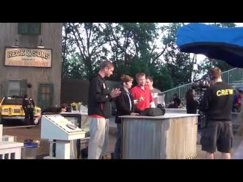 Fear Factor Live at Universal Studios in Orlando Florida