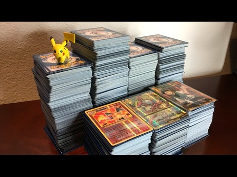 GIVEAWAY! - MY ENTIRE POKEMON CARD COLLECTION! - Evolutions TCG