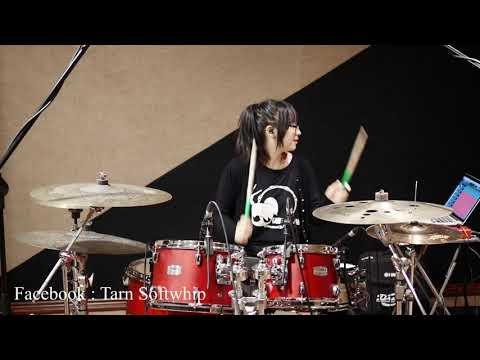 เต่างอย - จินตหรา พูนลาภ  [Tao Ngoi]  Drum Cover Tarn Softwhip