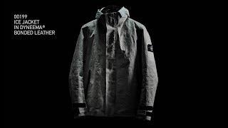 Stone Island AW '018'019_Ice Jacket in Dyneema® Bonded Leather
