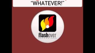 Ferry Corsten - Whatever! (Radio Edit)