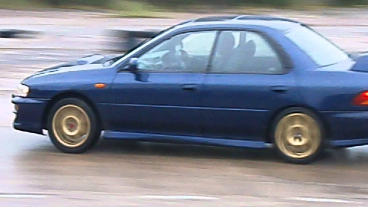 Dmitrij Sribnyj Subaru Impreza Gc8 Stock 2 0 Turbo Uk