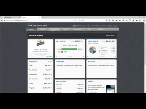 Video Introduction to the PFYT Planner