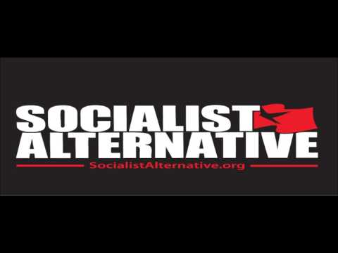 Worcester Socialist Alternative Radio Student General Strike in Spain