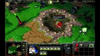 Прохождение Warcraft 3: Reign of Chaos - Заварушка у Черного Камня #4