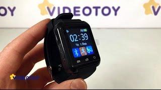 Uwatch U8 Smart Watch - умные часы смарт вотч Smartwatch - аналог gt08. 0+