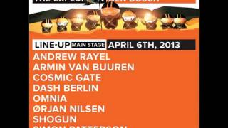 Orjan Nilsen - Live A State of Trance 600 Den Bosch - 06.04.2013