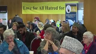 Cardiff Peace Conference 2016 World News