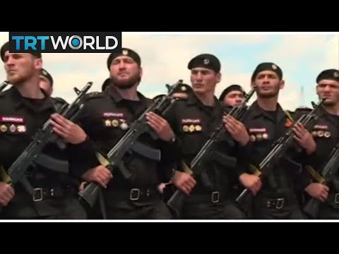 Chechnya's war in Syria
