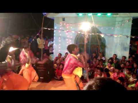 A RAJA G sambalpuri song on krushnaguru...