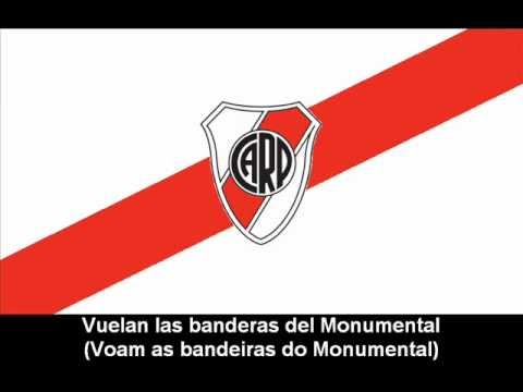 Himno de River Plate (Letra) - Hino do River Plate (letra)