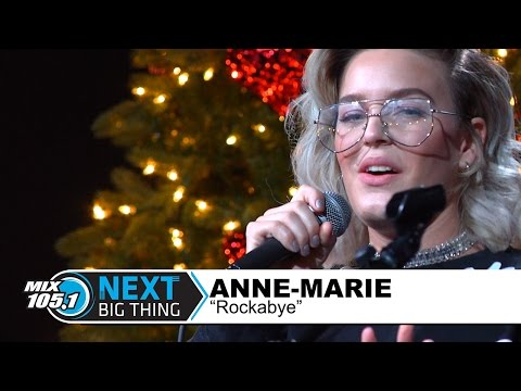 "Thumbnail: Mix Next Big Thing: Anne-Marie ""Rockabye"""