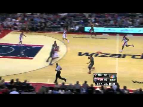 Milwaukee Bucks vs Washington Wizards Highlights
