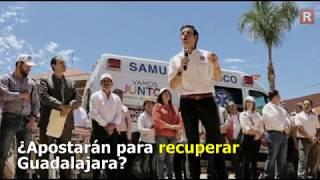¿Dejarán llegar en el PRI a Miguel Castro para Guadalajara?