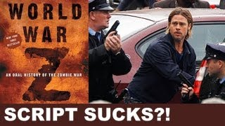 World War Z 2013 - It's a Disaster! : Beyond The Trailer