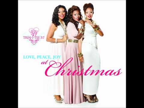 Trin-I-Tee 5:7- Give Love On Christmas Day