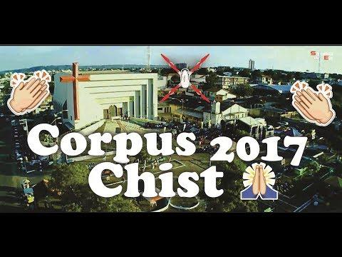 Drone - Corpus Chist 2017 - Santarém/PA