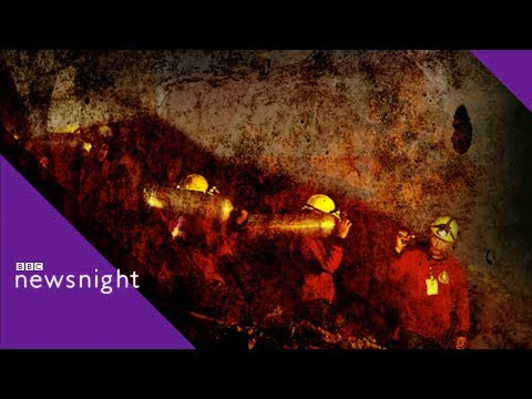 Thailand Cave Rescue: What's next?  - BBC Newsnight