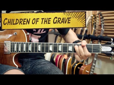 Randy Rhoads  Children of the Grave