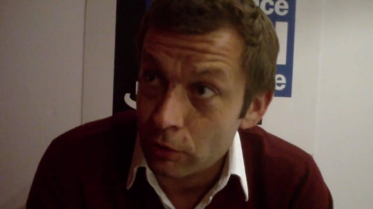 Rencontre avec Laurent Mariotte pour la KDTV! - YouTube
